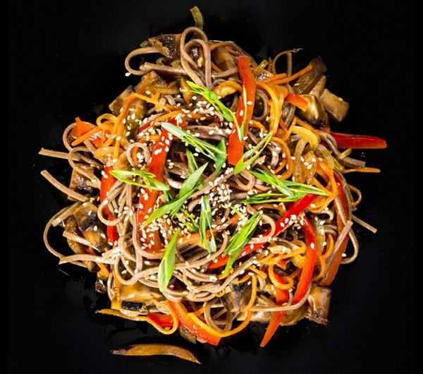 заказать: Wok Box - Соба с овощами