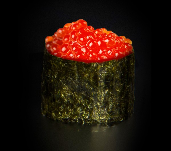 заказать: Суши - Суши с красной икрой