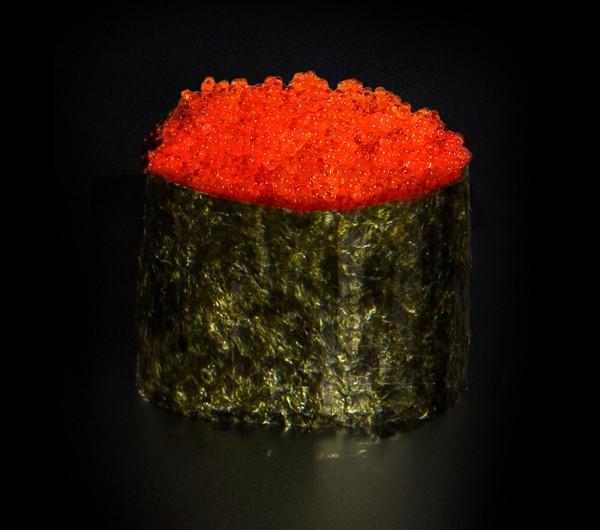 заказать: Суши - Суши с икрой тобика