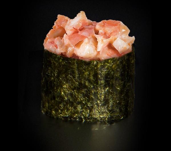 заказать: Суши - Спайси с креветкой
