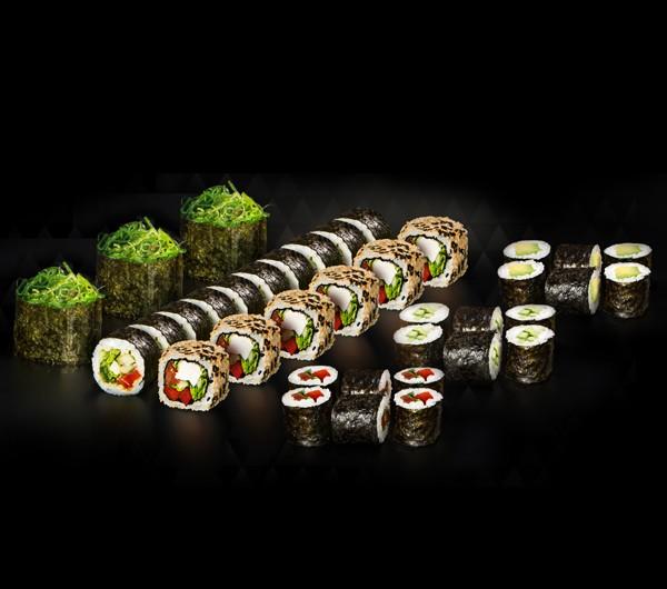 заказать: Сеты - Вегетарианский Сет