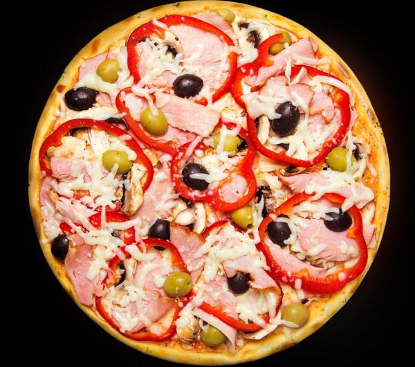 заказать:(uk) Піца - Гарфілд