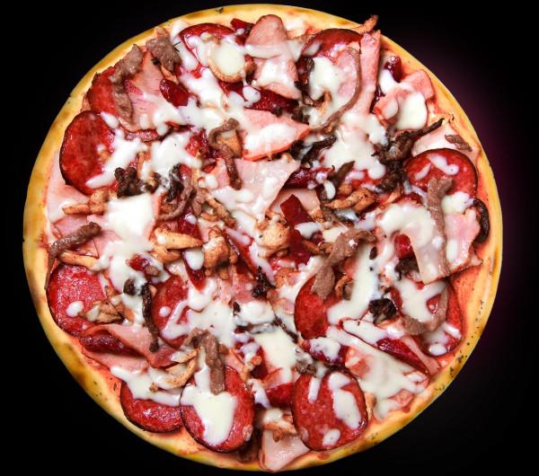 заказать: Пицца - Супер мясо