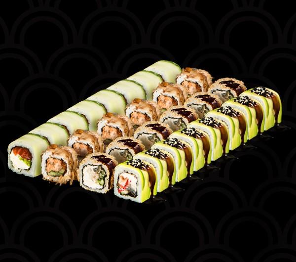 заказать: Сеты - Ямато