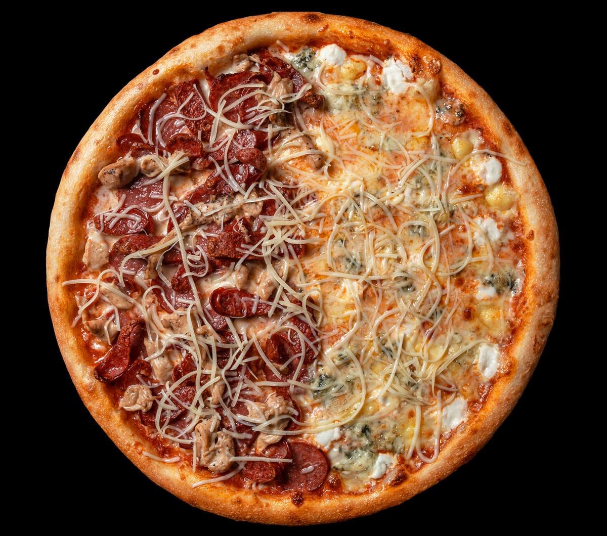 заказать: Пицца - Рок-н-Ролл