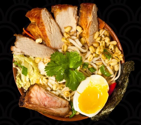 заказать: Супы - Рамен со свининой