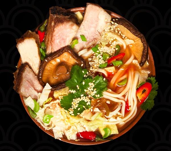 заказать: Супы - Ким-Чи суп