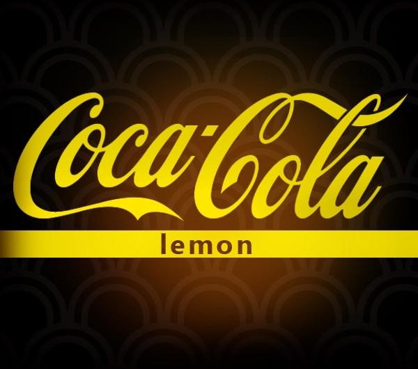 заказать: Напитки - Кока Кола лимон