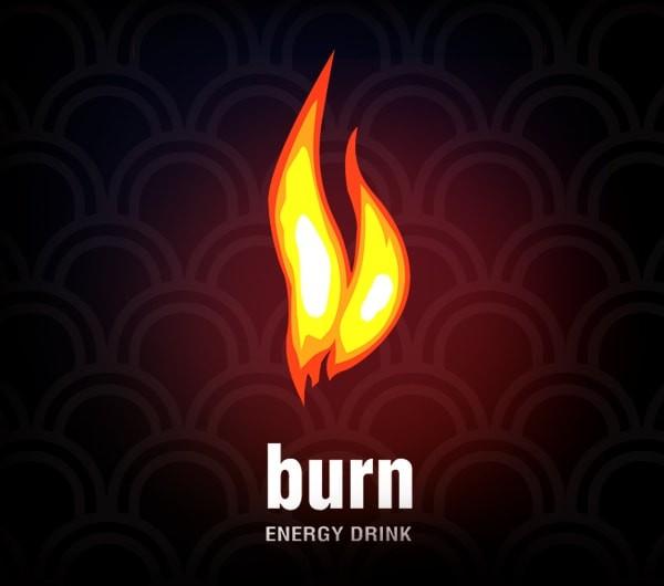 заказать: Напитки - Burn Original