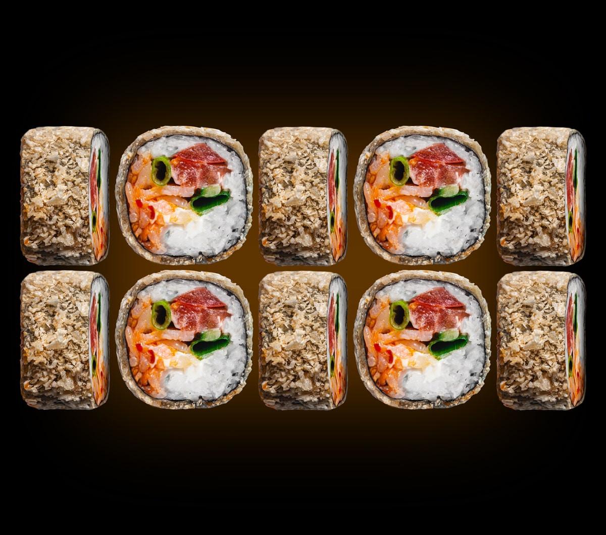 заказать: Темпура роллы - Кит ролл