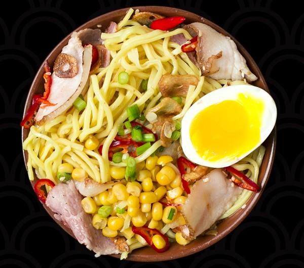 заказать: Супы - Рамен с беконом