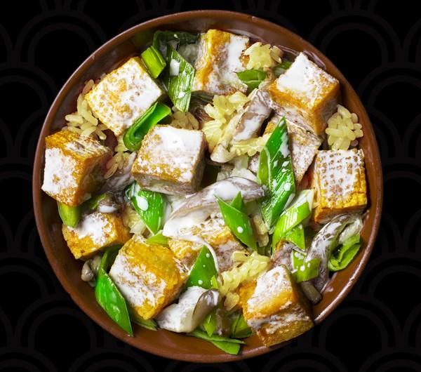 заказать:(uk) Wok Box - тофу масала