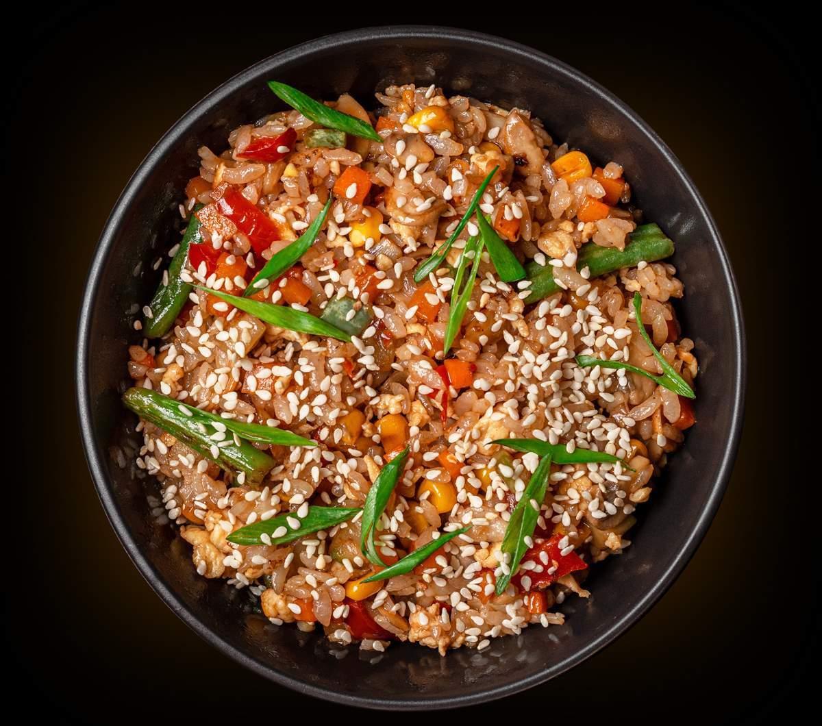 заказать: WOK - Тяхан с овощами
