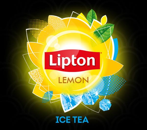"""заказать: Напитки - Чай с лимоном """"Lipton"""""""