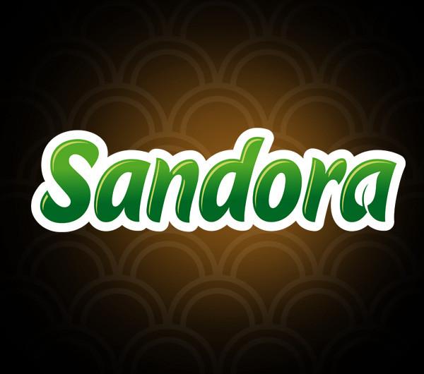 заказать: Напитки - Сандора Апельсин