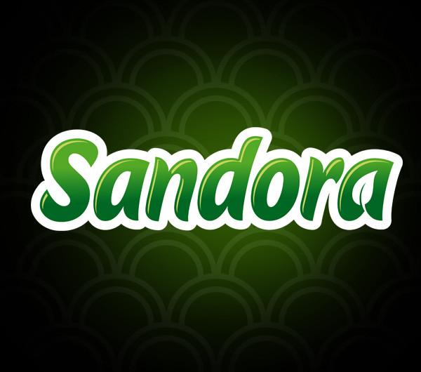 заказать: Напитки - Сандора Яблоко