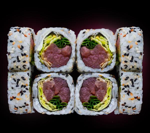 заказать: Роллы - Ролл с тартаром из тунца