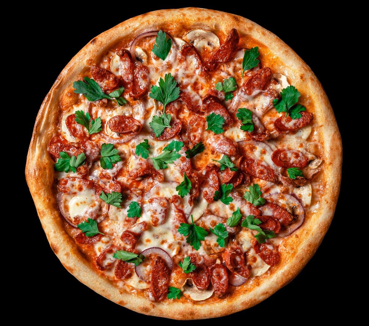 заказать:(uk) Піца - Баварія