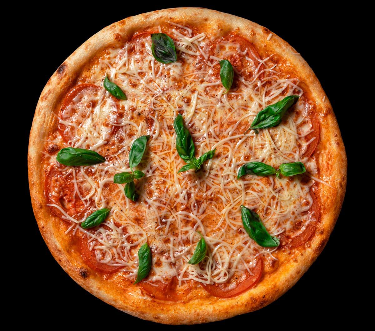заказать:(uk) Піца - Маргарита