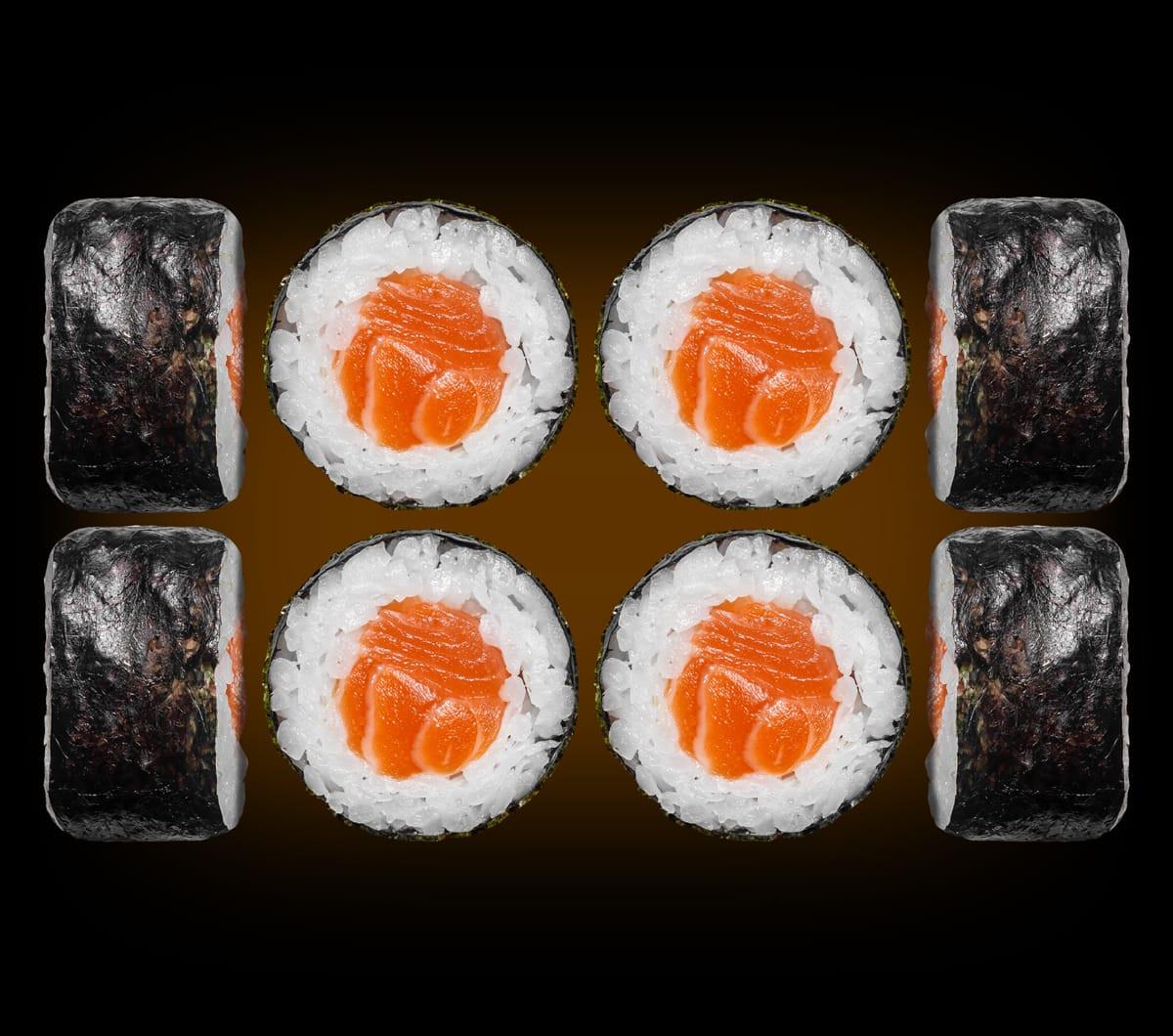 заказать: Роллы - Маки с лососем
