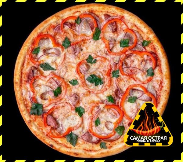 заказать: Пицца - Огненная Каролина