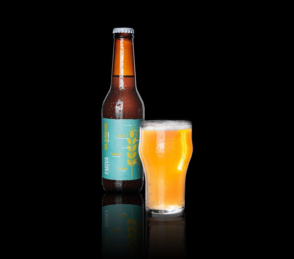 заказать: Напитки - Крафтовое пиво Mova Blanche