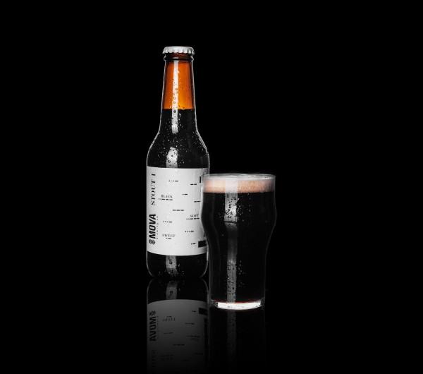заказать: Напитки - Крафтовое пиво Mova STOUT I
