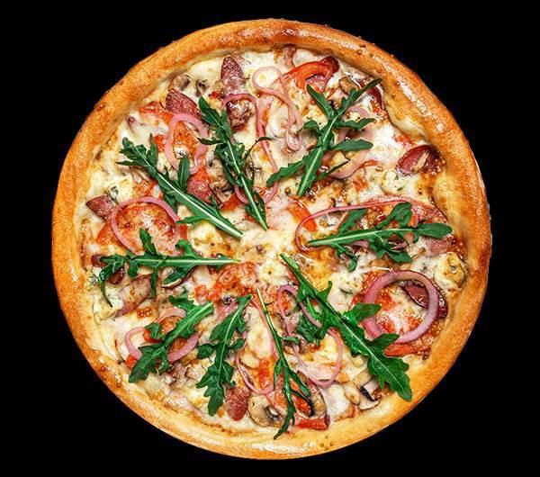 заказать:(uk) Піца - Сальса Дольче