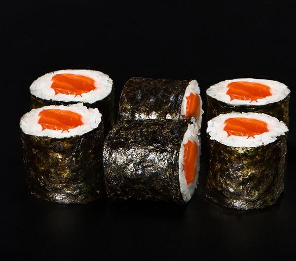 заказать: Роллы - Ролл с лососем